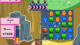 Candy Crush Saga Level 2598 New 16 Moves