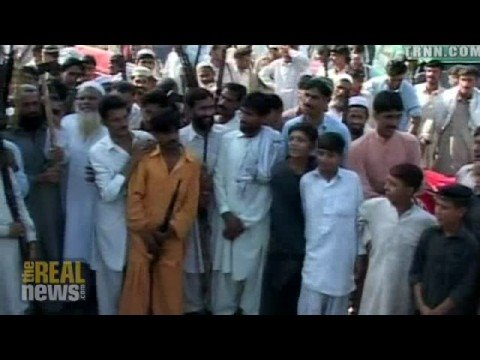 Pakistani Lashkars join fight against Taliban