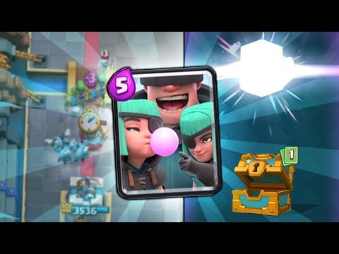 NEW CARD RASCALS IS HERE! & FREE LEGENDARY OPENING!  Clash Royale  NEW WAR DAY BATTLES GAMEPLAY!
