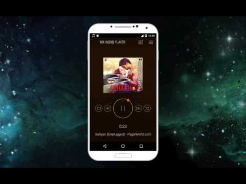 Mx Audio Player - Free Music Player