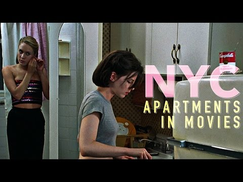 New York City Apartments In Movies