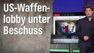Christian Ehring: US-Waffenlobby unter Beschuss