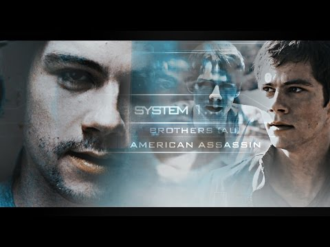 Thumbnail: ❖ Mitch & Thomas | Brothers. [American Assassin AU]