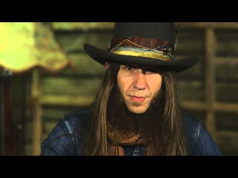 Blackberry Smoke - Charlie Starr interview at Google/YouTube HQ - Part 1