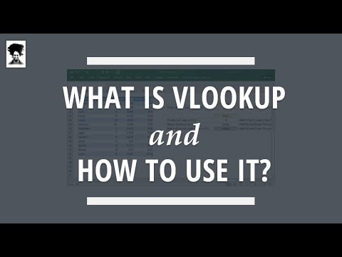 VLOOKUP(), MATCH() and INDEX() - three powerful excel