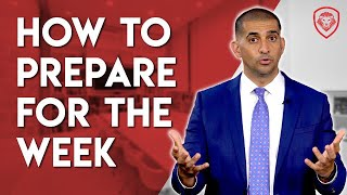 How to Plan Your Week as an Entrepreneur