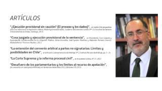 Producción científica Derecho UANDES 2013