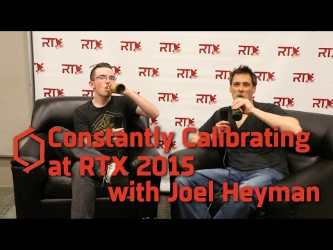 RTX 2015: Interview w/ Joel Heyman