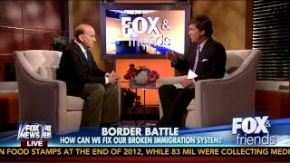 Gohmert Discusses Immigration on Fox & Freinds