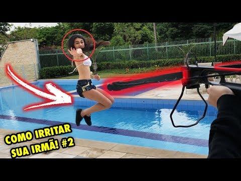 COMO IRRITAR A SUA IRMÃ #2
