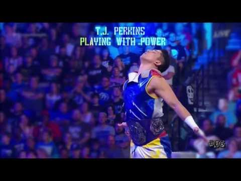 T.J. Perkins 2nd WWE Theme Song - Playing With Power