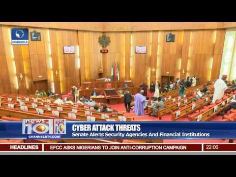 News@10: FG Denies Paying Ransom For 82 Chibok Girls 23/05/17 Pt. 1
