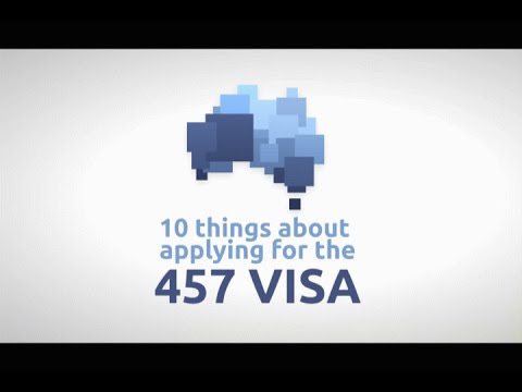 10 Things You Need to Know About The Australia 457 Visa - Work Visa Lawyers