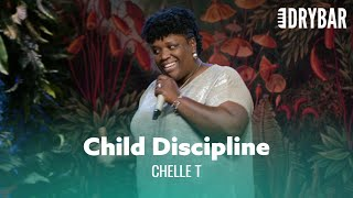 The REAL Way To Discipline Your Child. Chelle T