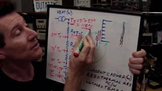 Eevblog #105 - Electronics Thermal Heatsink Design Tutorial