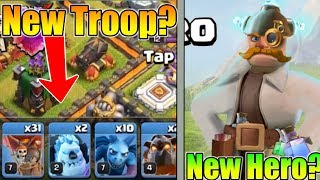 Clash Of Clans Upcoming 2018 Updates! | Clash of Clans 2018 Update After Town Hall 12 (Speculation)