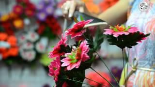 Распарка искусственных цветов в домашних условиях(, 2015-07-17T17:41:10.000Z)