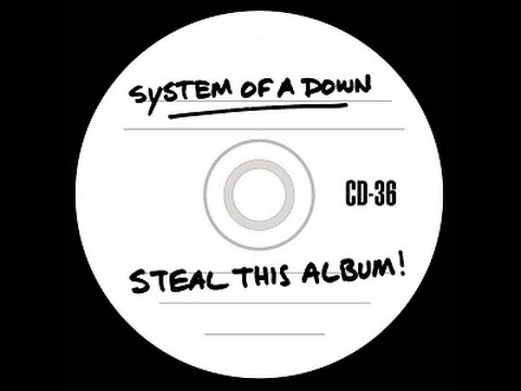 System of a Down full discography