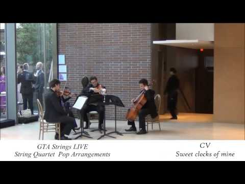 CV - Sweet Clocks Of Mine - String Quartet COVER GTA Strings