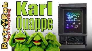Vectrex Review #1: Karl Quappe