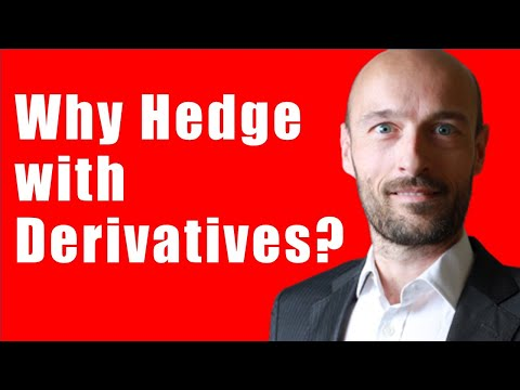 Should companies use derivatives to hedge? How and why do companies hedge?