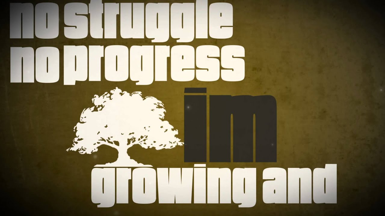 No Struggle- Quintin Demps Kinetic Typography - YouTube