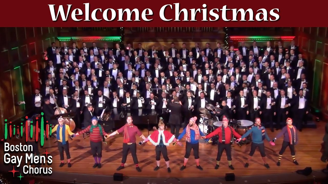 Gay Men' s Chorus to Hold Holiday Auditions