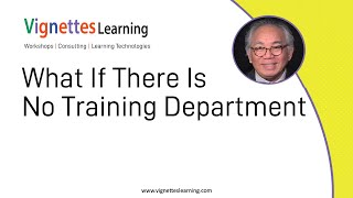 Workflow Learning Idea: What If There Is No Training Department