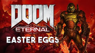 DOOM Eternal - All Easter Eggs & Secrets