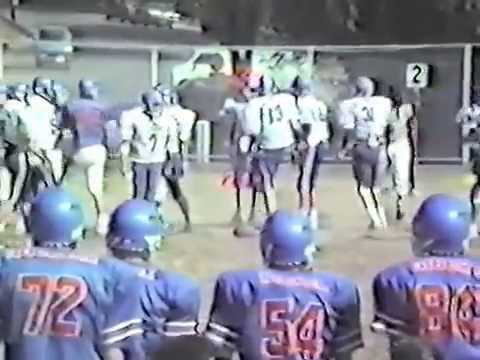 Korea Football 1988 Giants 20 vs Colts 6 Part 1 of 4
