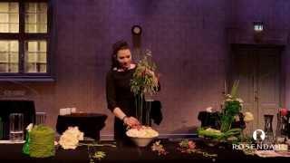 Lav blomster i salatskålen - Rosendahl