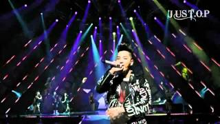 YG ON AIR(STAGE VER. ) - AIN'T NO FUN  from BIGBANG ALIVE MAKING COLLECTION