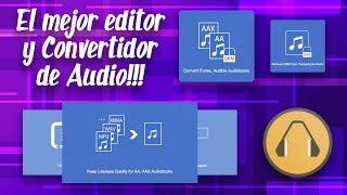 El mejor convertidor de Audio y editor TunesKit DRM Audio Converter