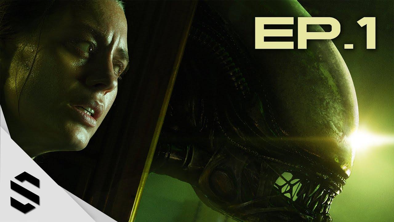 【異形 : 孤立】 - PC特效全開完整中文劇情電影 - 第一集 - Alien ...