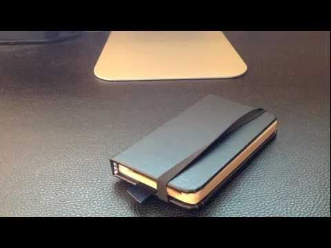 Pad and Quill Little Black Book iPhone 5 Case Reivew
