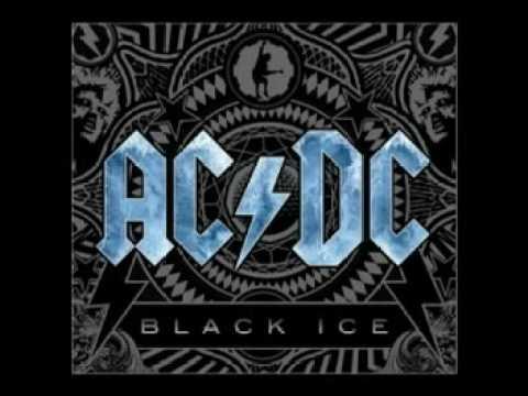 lo mejor de ACDC Black Ice