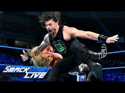 Roman Reigns vs. Dolph Ziggler: SmackDown LIVE, July 9, 2019