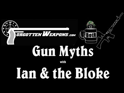 Four Annoying Gun Myths - with Bloke on the Range
