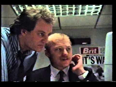 News Hounds 1990 Screen One Ade Edmondson
