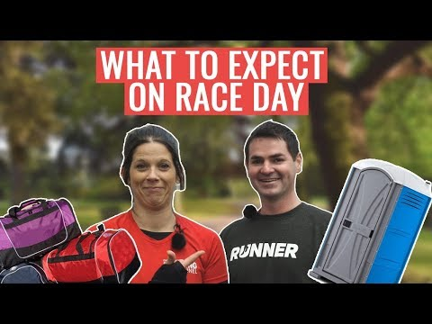 What To Expect On Race Day | Expert Running Tips For Race Day