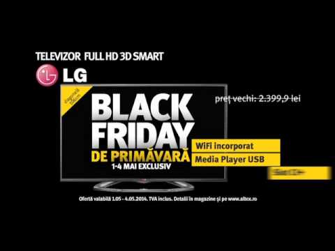 Black Friday cu Buzdu și Morar live la ALTEX