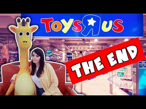 RIP Last Toy Hunt At Toys R Us! SO MANY SALES!