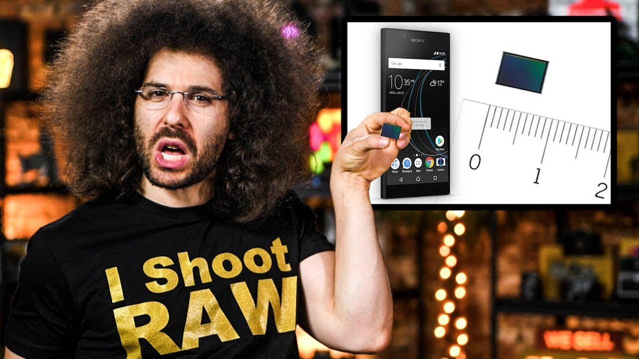 SONY's DINKY SENSOR, Nikon Announces an Announcement, Apple Fixes MacBook  Pro i9 | Photo News Fix