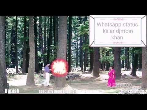 Mai To Tujhe Ek Bhi Pal Bhul Na Pau Whatsapp Status  Killer DJ Moin Khan