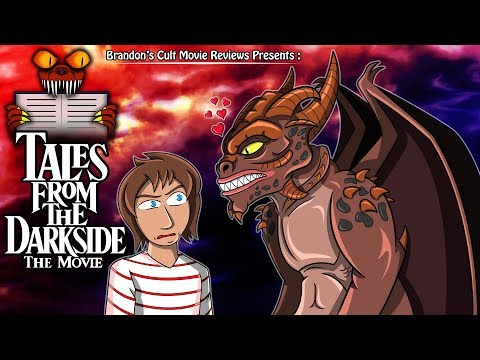 Brandons Cult Movie Reviews: TALES FROM THE DARKSIDE: THE MOVIE