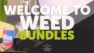 Welcome to Weed Bundles  //  420 Science Club