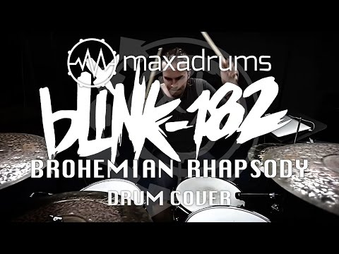 blink-182 - BROHEMIAN RHAPSODY (Drum Cover + Transcription)