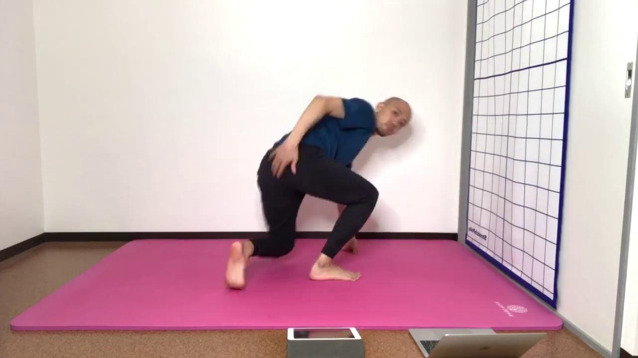 日常生活動作で体幹を使う〜座り方→立ち方編〜(部分カット)