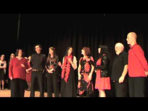 4D Christmas Concert 2012