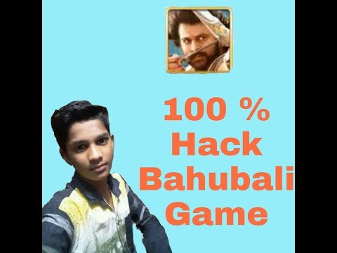 How to hack bahubali game without root
